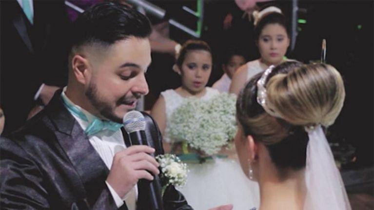 No altar, esse noivo disse que amava outra mulher e a reação da noiva não poderia ser diferente