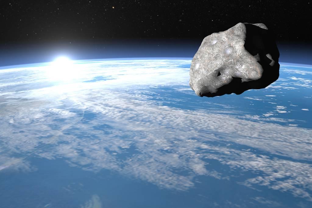 Este asteroide passou muito perto da Terra e os cientistas só descobriram três dias depois
