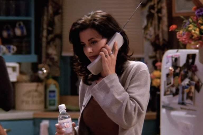 5 coisas que provam que Friends é de uma outra época