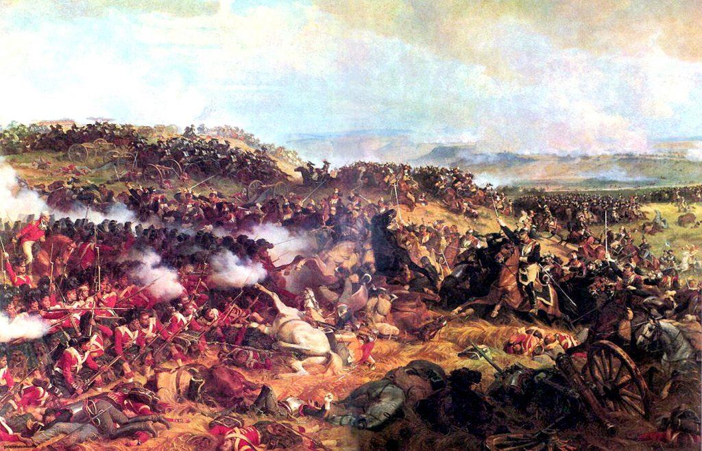 Como o desfecho da Batalha de Waterloo teve relação com as hemorroidas de Napoleão Bonaparte?