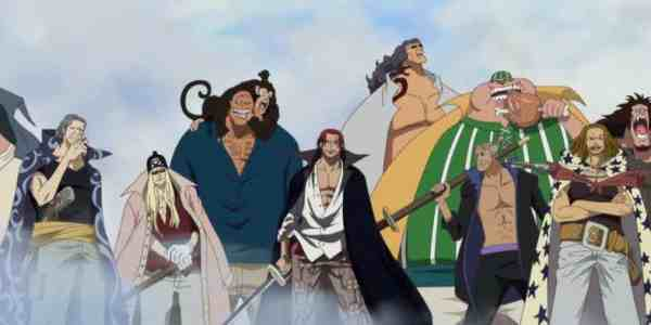 Shanks And The Red Hair Pirates In One Piece 600x300, Fatos Desconhecidos