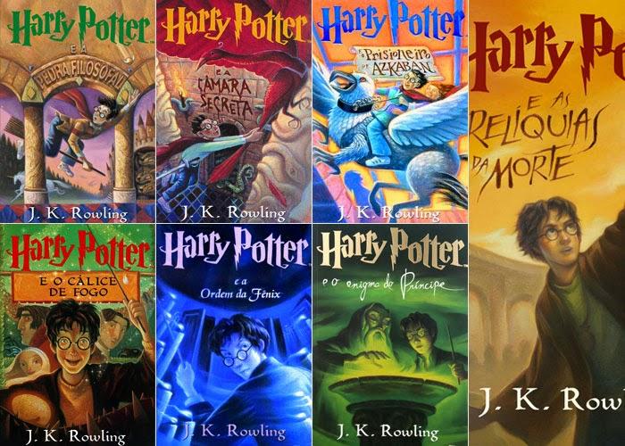 Dois novos livros do universo de Harry Potter serão lançados ainda esse ano