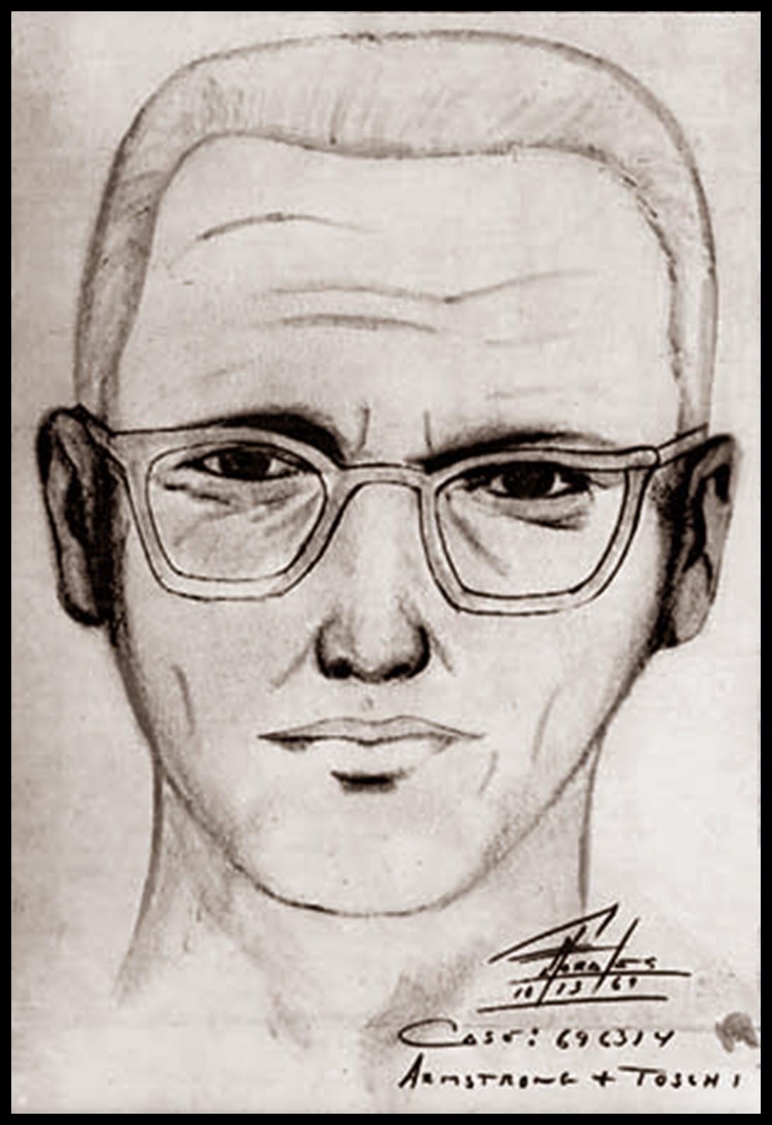 Rosto Assassino Do Zodíaco Zodiac Killer, Fatos Desconhecidos
