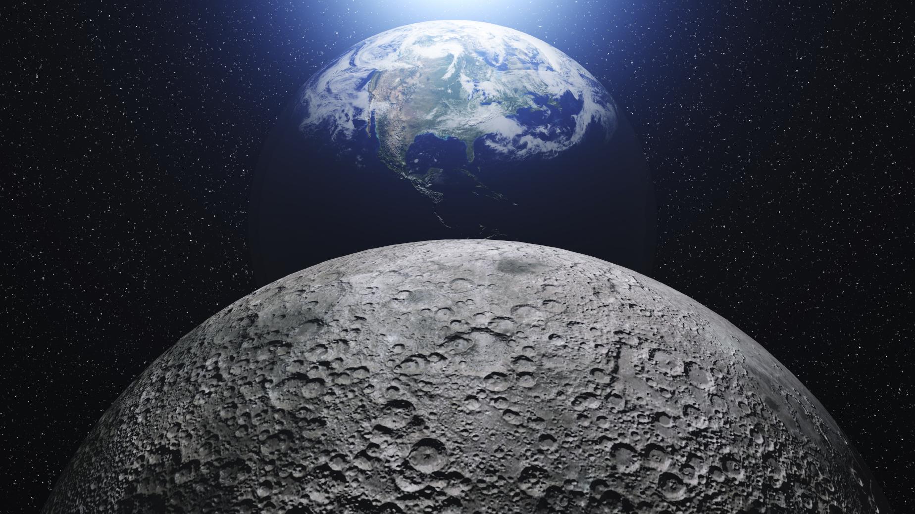 7 coisas que a NASA descobriu viajando até a Lua