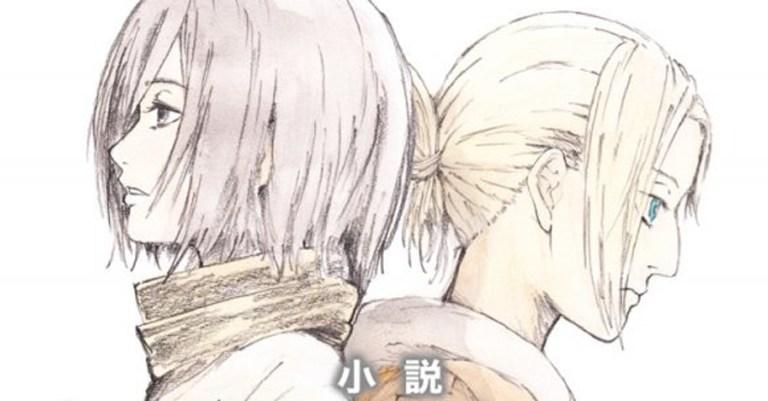 Attack on Titan – Spin Off do mangá ganhará versão em anime