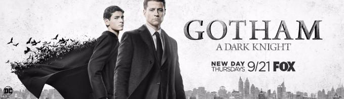 Gotham Season 4 Banner Bruce Gordon, Fatos Desconhecidos