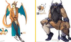 38 imagens que mostram Pokémon recriados como seres humanos