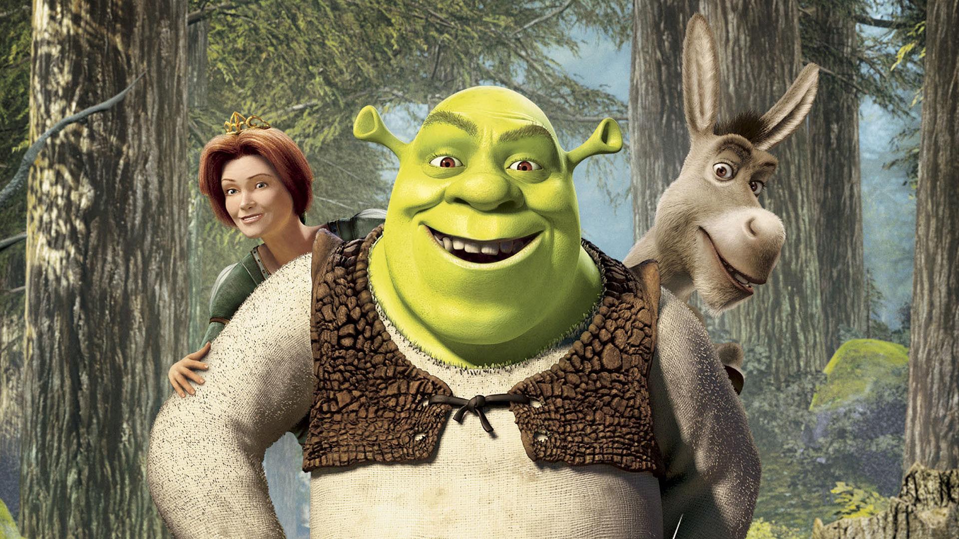 5 piadas bem adultas que estão nos filmes de Shrek