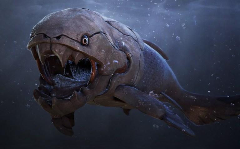 7 criaturas pré históricas saídas dos seus pesadelos mais profundos