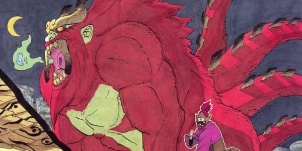 Roshi Son Goku Naruto 600x300, Fatos Desconhecidos
