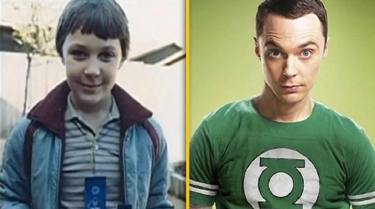 Veja como eram os atores de The Big Bang Theory na infância