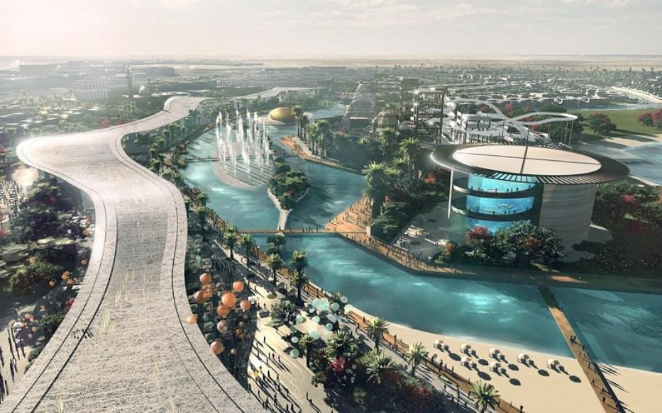 1513941486 372 Confira Os Mais Incriveis E Surreais Projetos Que Virao Para Dubai, Fatos Desconhecidos
