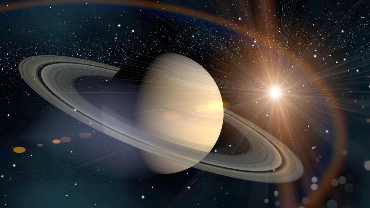 Como as sombras dos anéis de Saturno afetam o clima do planeta?