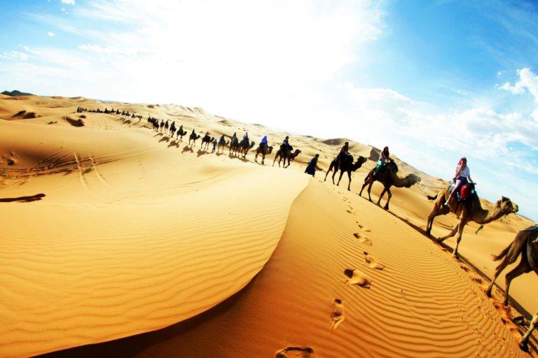 Como é possível nevar no Deserto do Saara?