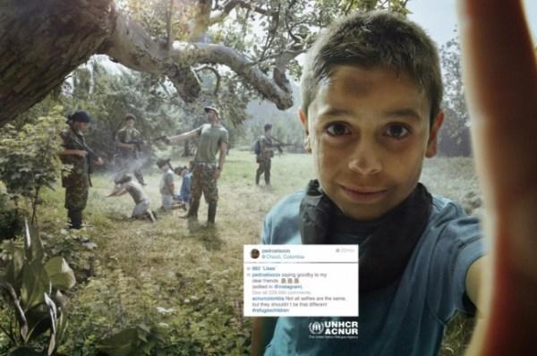 9592115 Acnur Unhcr Refugee Children Pedro Selfie 2social 1024x679 1513318188 650 Edf4b87c6e 1516186351 600x398, Fatos Desconhecidos