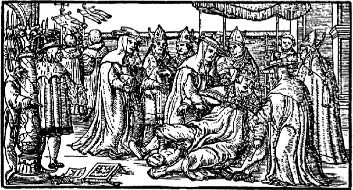 Boccacio De Ioanne Anglica Papa, Fatos Desconhecidos