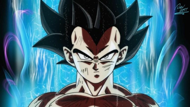 Fãs de Dragon Ball Super estão certos de que o anime mostrou o Ultra Instinto de Vegeta