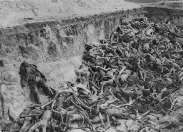 Holocaust Bodies Mass Grave, Fatos Desconhecidos