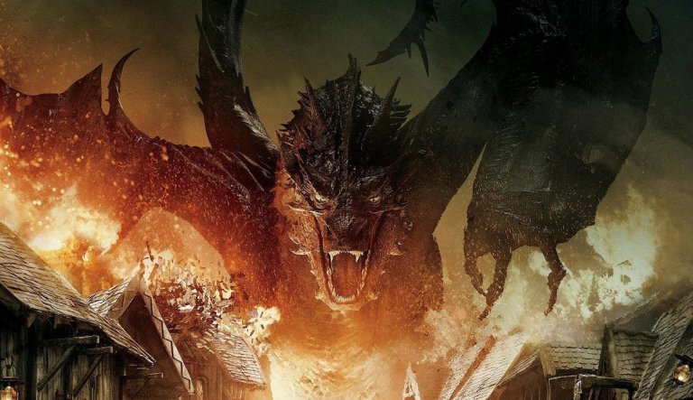 7 coisas que você não sabia sobre o dragão Smaug