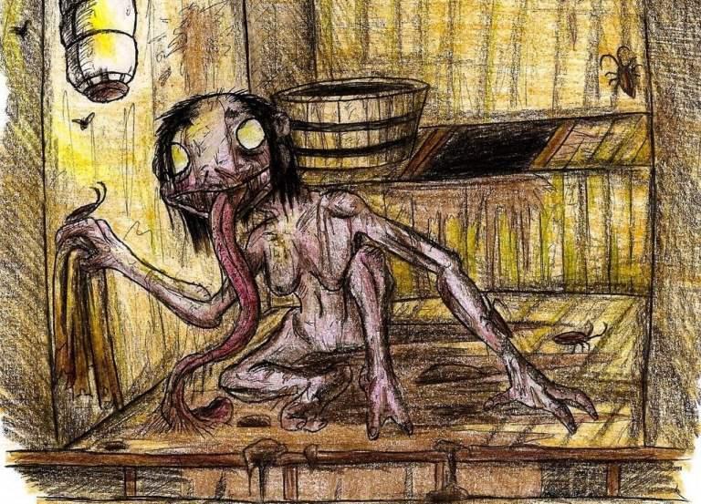 7 criaturas mais assustadoras da mitologia japonesa
