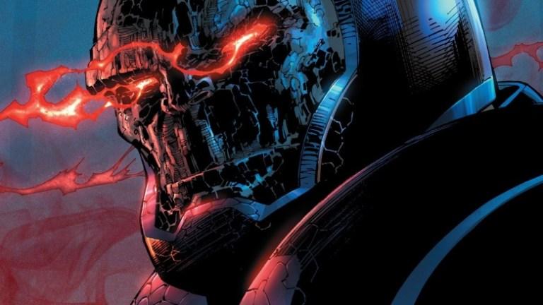 Darkseid se junta à Liga da Justiça em nova HQ da DC