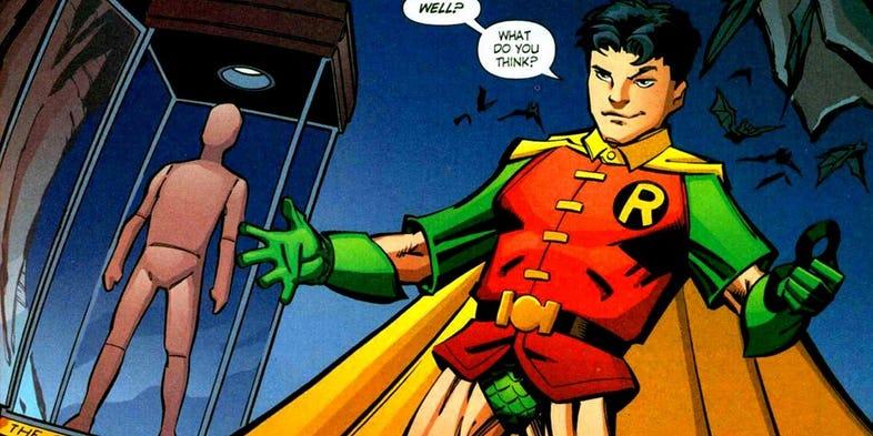 Jason Todd Batman, Fatos Desconhecidos