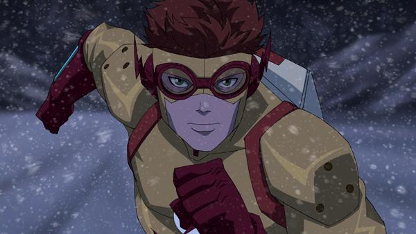 Kid Flash YJ 600x338, Fatos Desconhecidos