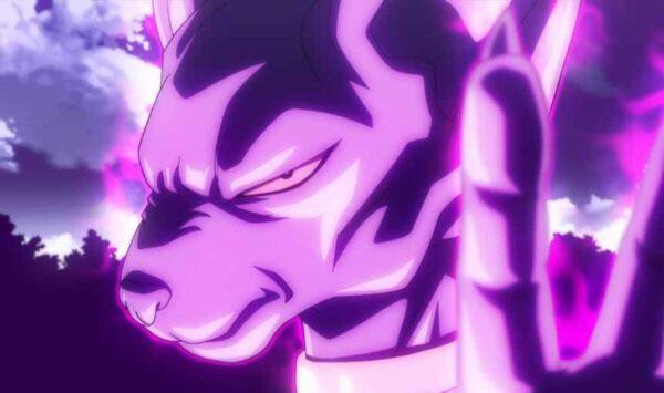 Beerus O Deus Da Destruição Mais Poderoso De Dragon Ball Super 600x355, Fatos Desconhecidos