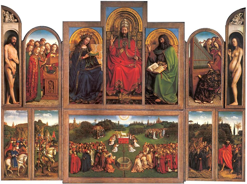 Ft324 P2 Current Affairs Altarpiece, Fatos Desconhecidos