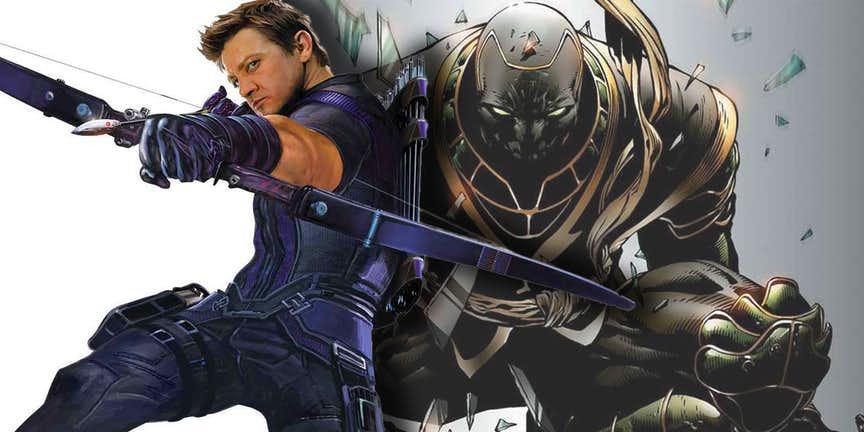 Hawkeye Ronin Header, Fatos Desconhecidos