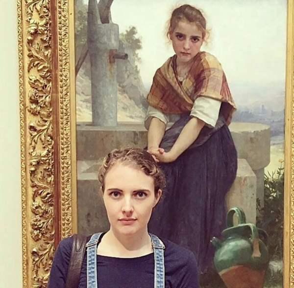 Museum Lookalikes Gallery Doppelgangers 100 59b62da5b2804  700, Fatos Desconhecidos
