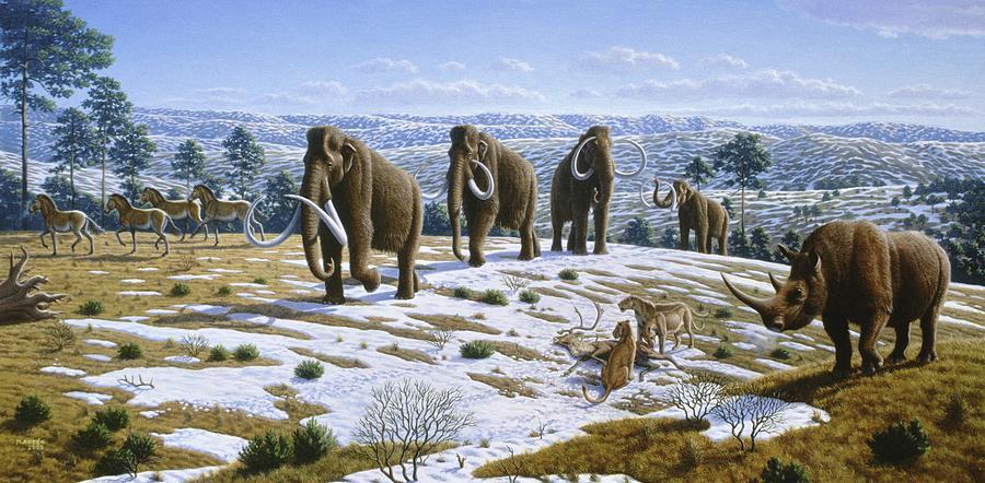 7 fatos interessantes sobre a Era do Gelo