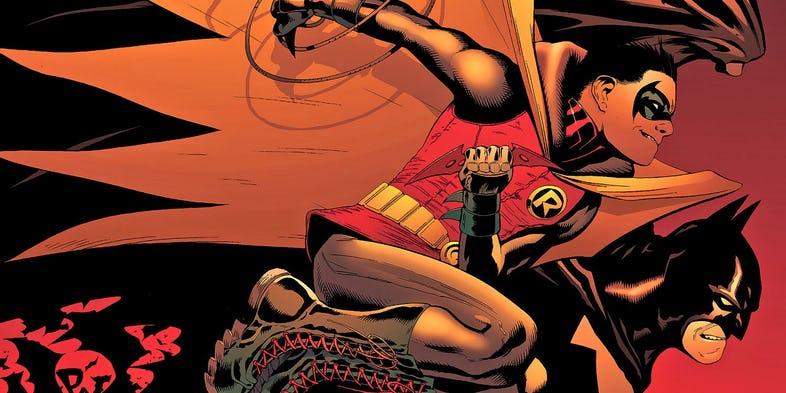 Why Damian Wayne Should Be In The Dc Cinematic Universe 555412, Fatos Desconhecidos