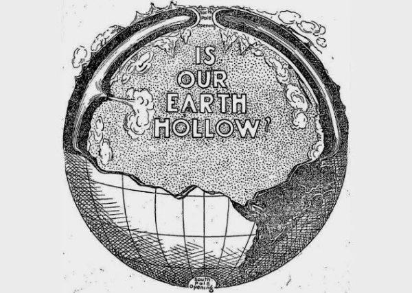 10a Holes In Earths Poles 600x427, Fatos Desconhecidos