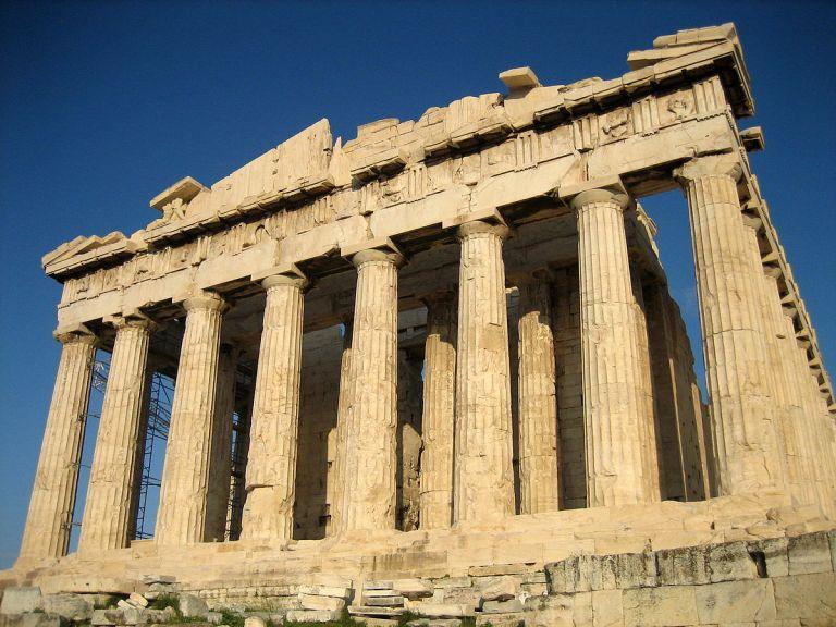 E se 7 construções famosas fossem levadas aos seu tempos de glória?