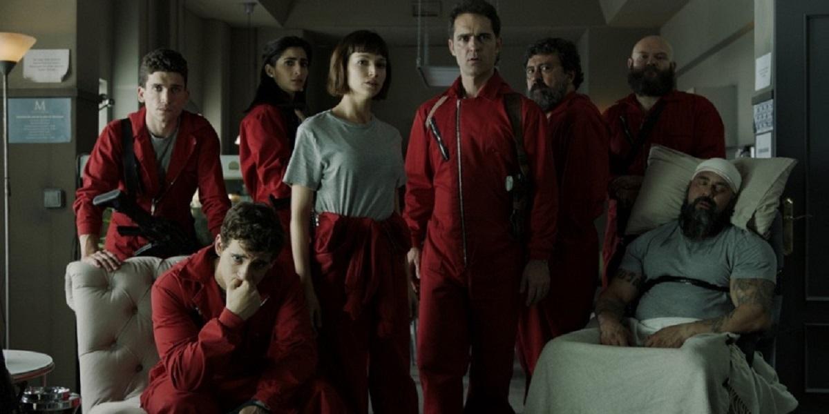 Atores de La Casa de Papel estrelam nova série da Netflix