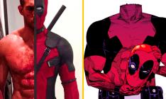 7 fatos bizarros que você não sabia sobre o corpo do Deadpool