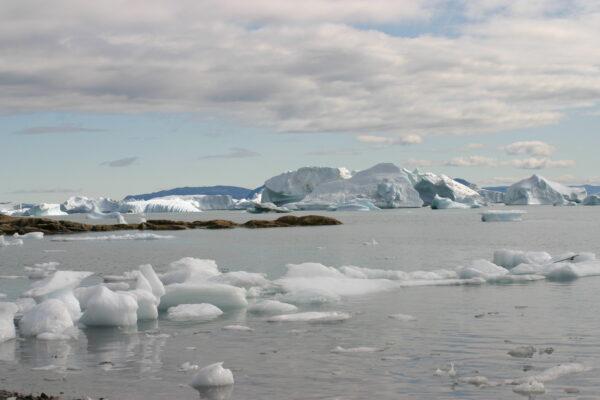 Eisberge Vor Der Küste Grönlands 4 600x400, Fatos Desconhecidos