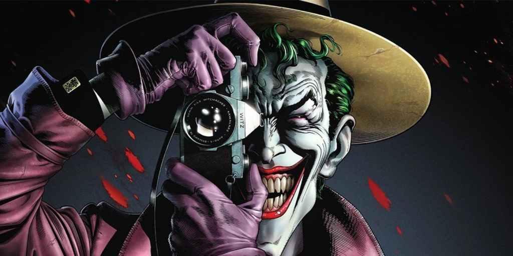 Killing Joke Joker With Camera 1024x512, Fatos Desconhecidos