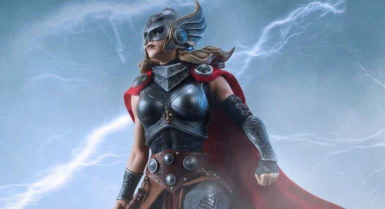 Marvel revela quem é a nova Thor dos quadrinhos
