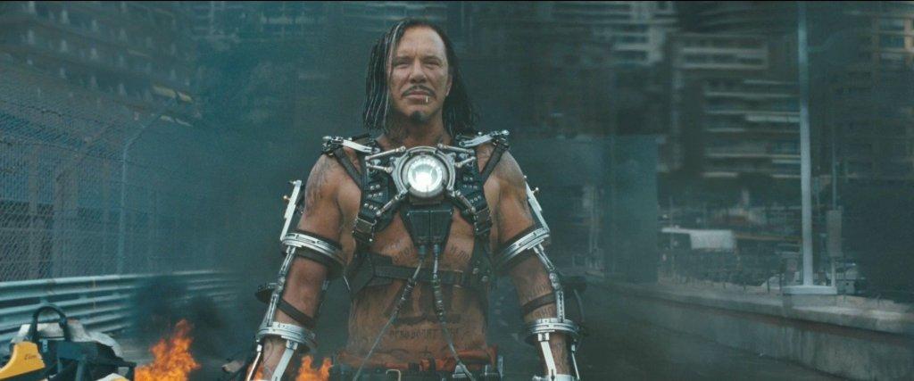 Whiplash Iron Man 2 1024x427, Fatos Desconhecidos