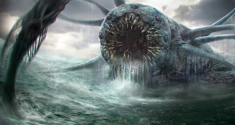 7 novas criaturas mitológicas que vão te dar calafrios