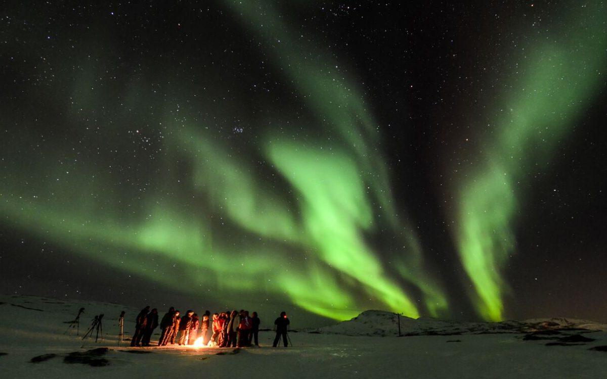 7 melhores lugares para quem quer ver a Aurora Boreal