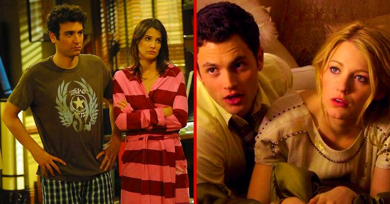 7 casais icônicos de séries famosas que não fazem muito sentido