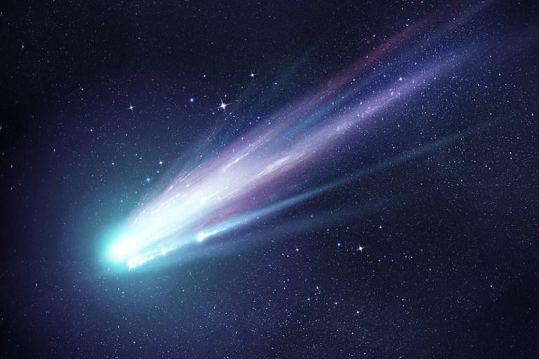 Primeiro GIF da superfície de um cometa é de tirar o fôlego