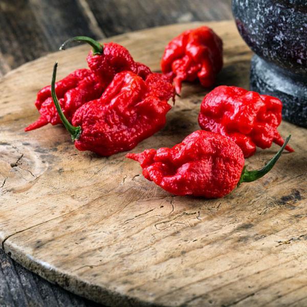 Carolina Reaper 2 Hot Pepper Pepper Joes, Fatos Desconhecidos
