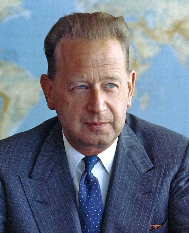 Dag Hammarskjold 2 Cropped, Fatos Desconhecidos