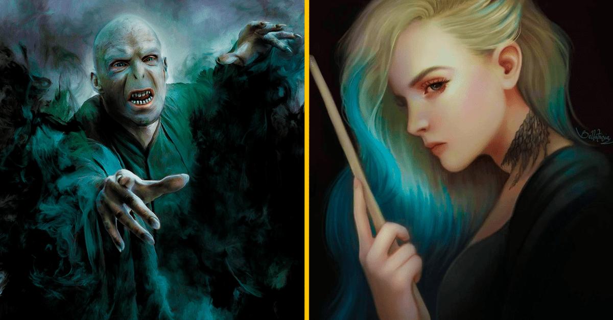 7 bruxos das trevas mais poderosos de toda a franquia Harry Potter