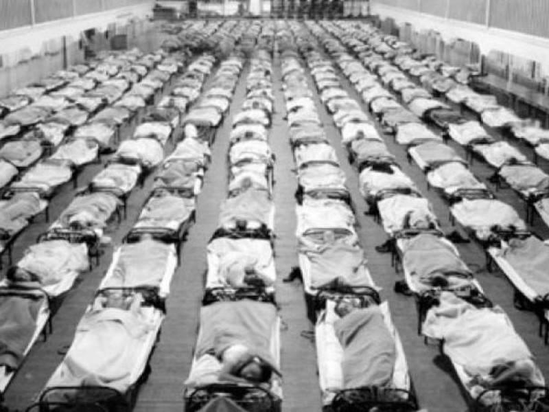 Gripe Espanhola Pacientes Doentes, Fatos Desconhecidos