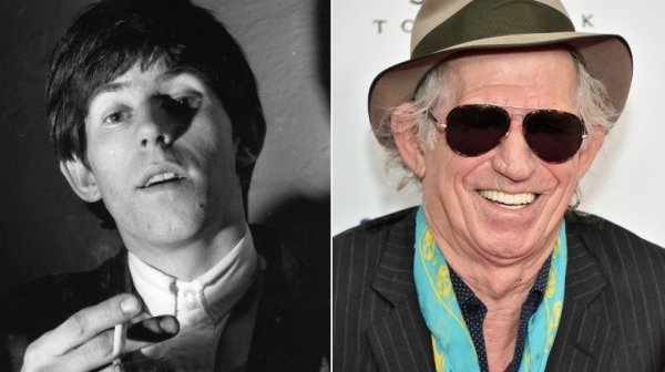Keith Richards Added 200 Years To His Face Over 50 Years 1529610376 600x336, Fatos Desconhecidos